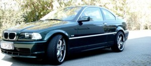 BMW 3er E 46 Coupe