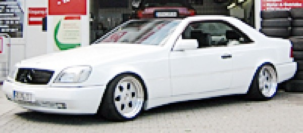 Mercedes Benz CL-Klasse W140